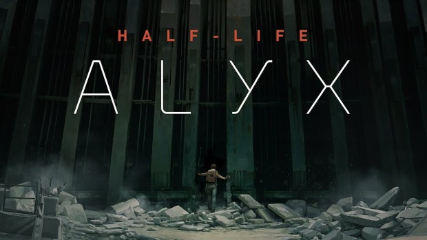 Official artwork and logo for Half_Life: Alyx