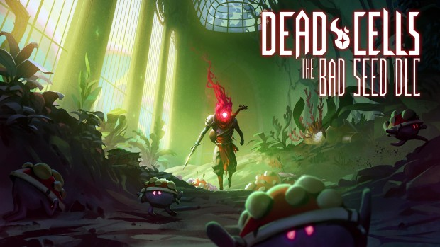 Dead Cells: The Bad Seed official artwork and logo