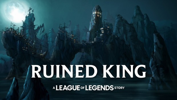 League of Legends: Ruined King official artwork and logo