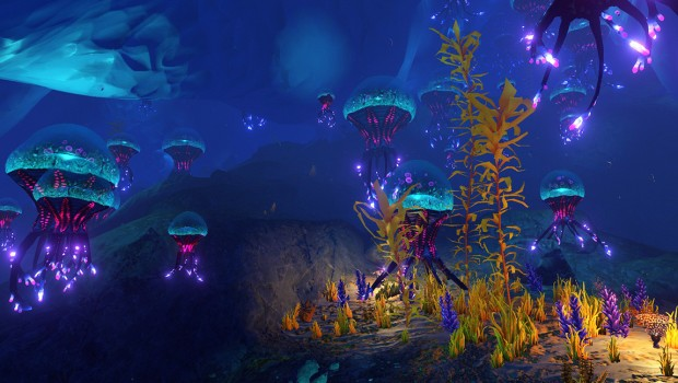 subnautica below zero updates