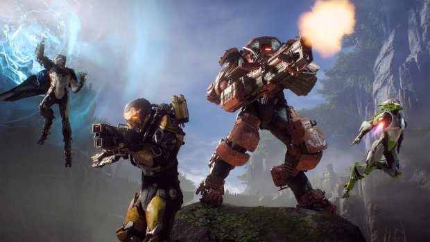 Anthem official artwork without the logo