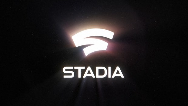 Official logo for Google's new Stadia service