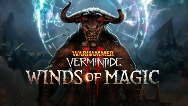 Vermintide 2 official artwork for the Winds of Magic expansion