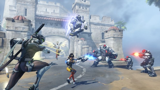 Overwatch's newest Escort (Payload) map Havana has now arrived to