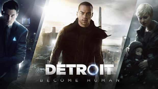 Detroit: Become Human official artwork and logo