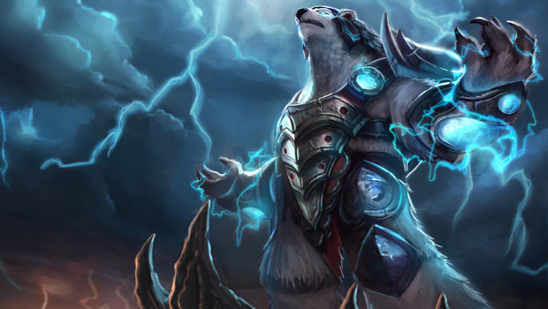 League of Legends artwork for the Volibear champion