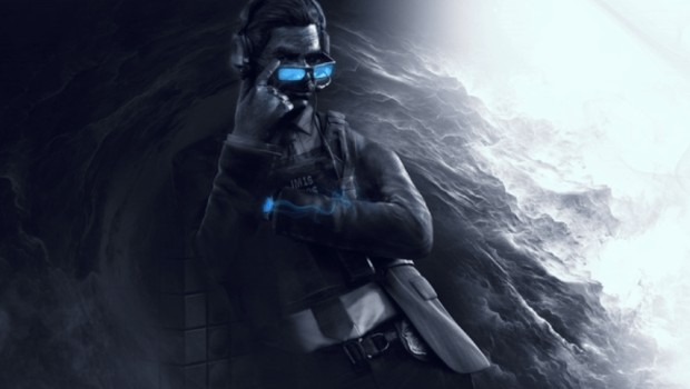 Rainbow Six Siege official artwork for the Warden operator