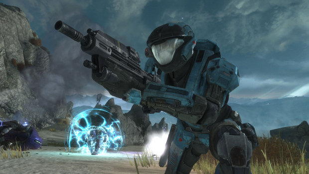 Halo: Reach one of the official screenshots