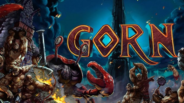 GORN official artwork and logo