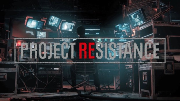 Project Resistance official artwork and logo