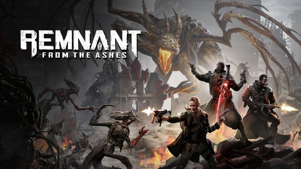 Remnant: From the Ashes official artwork and logo