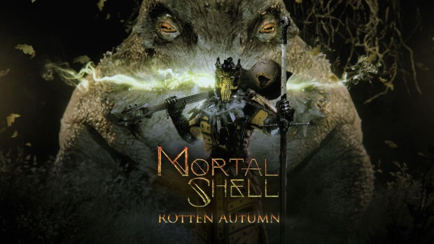 Mortal Shell artwork for the new Rotten Autumn update