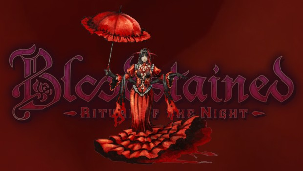 Bloodstained: Ritual of the Night artwork for the Bloodless character
