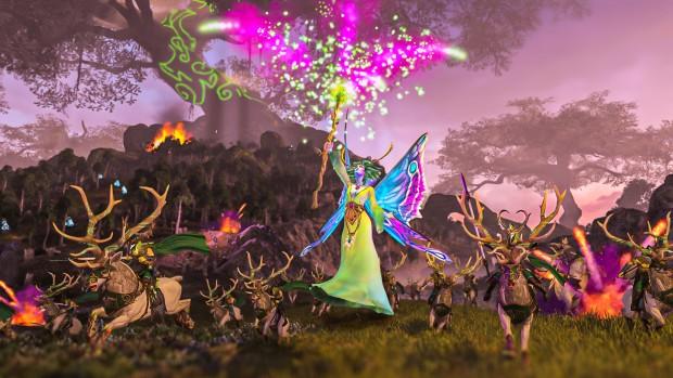 Of warhammer sisters twilight Total War: