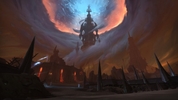 World of Warcraft: Shadowlands artwork for Torghast