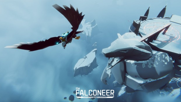 The Falconeer official artwork and logo