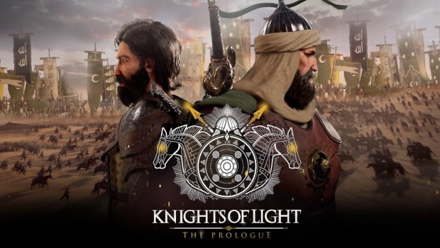 Knights of Light official artwork and logo