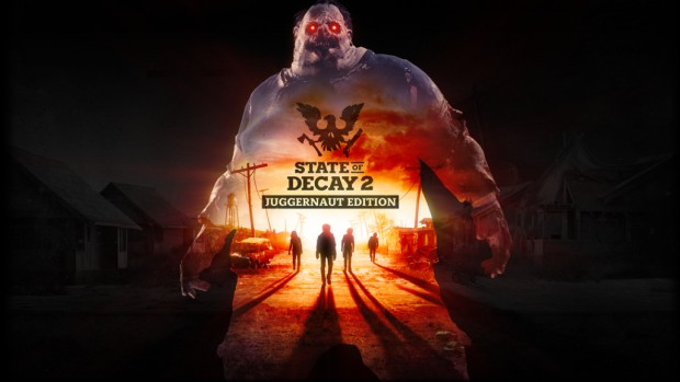 State of Decay 2 artwork and logo for the new Juggernaut Edition