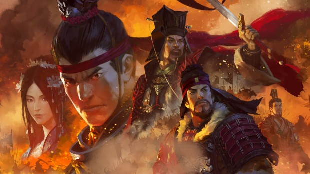 Total War: Three Kingdoms artwork for A Word Betrayed update