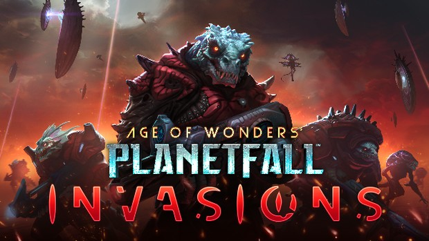Age of Wonders: Planetfall artwork and logo