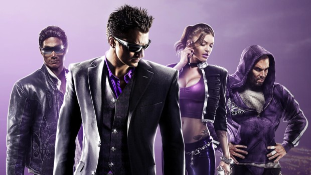 Saints Row: The Third - Remastered official artwork without logo