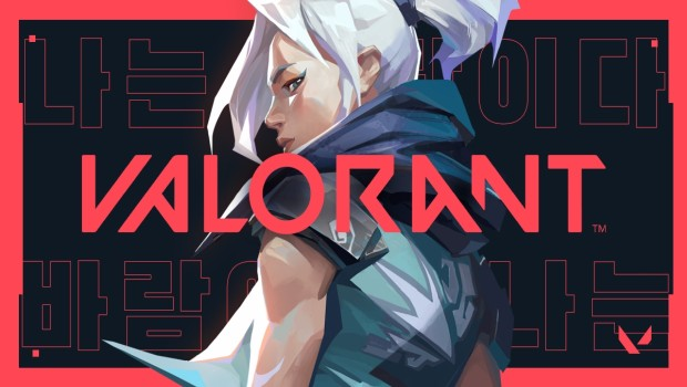 Valorant official artwork and logo