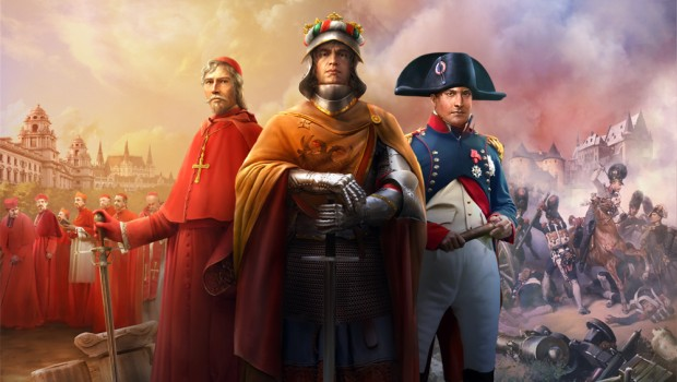 Europa Universalis IV artwork without logo for the Emperor expansion