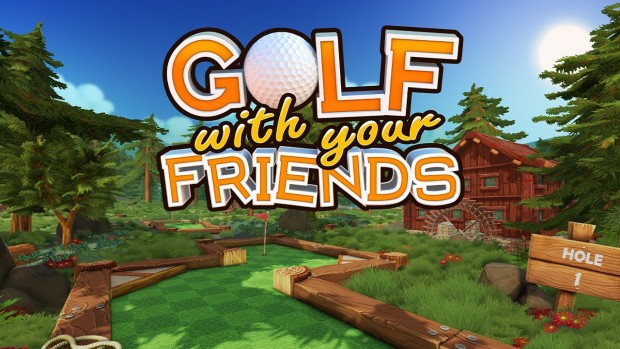 Golf With Your Friends official artwork and logo
