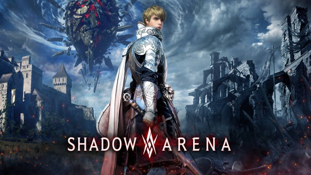 Shadow Arena official artwork and logo