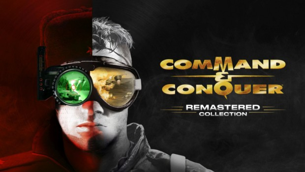 Command & Conquer Remastered Collection official artwork and logo