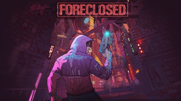 Foreclosed official artwork with logo