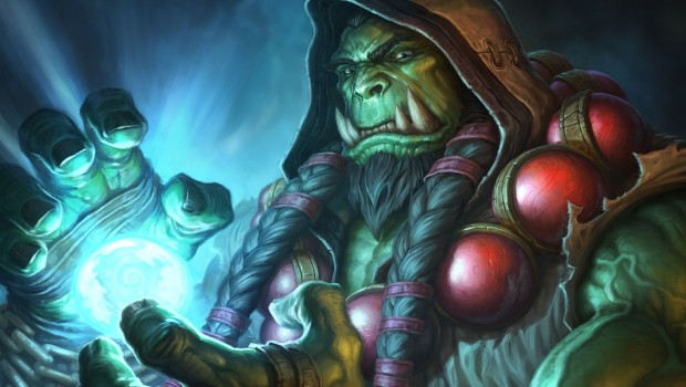 Hearthstone screenshot of Thrall
