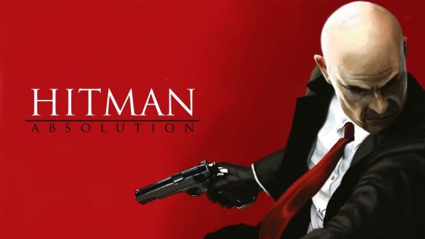 Hitman: Absolution official artwork with logo