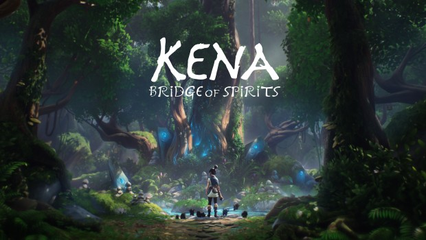 Kena: Bridge of Spirits official artwork and logo