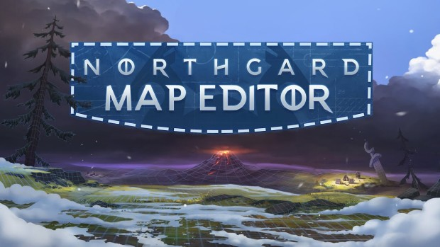 Northgard official artwork and logo for the map editor