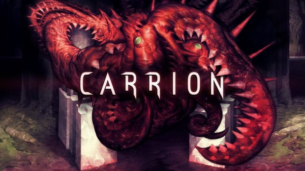 Carrion official artwork and logo