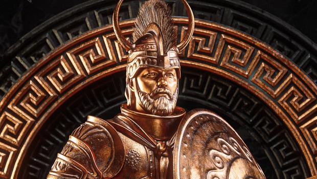 Total War: Troy Menelaus artwork