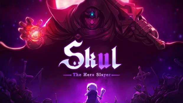 Skul: The Hero Slayer official artwork and logo