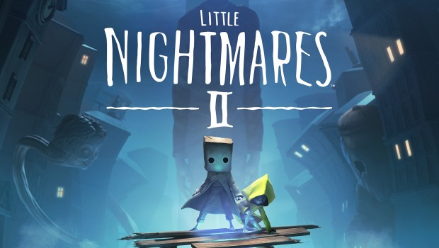 Little Nightmares 2 official artwork and logo